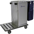 Escort RX™ Stainless Steel Housekeeping Cart