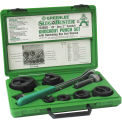 "Greenlee® 7238SB Slugbuster® Punch & Die Set-1/2""-2"""