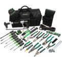 28 Pc. Master Electrician's Tool Kits, GREENLEE 0159-11