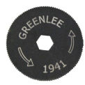 Replacement Blades, GREENLEE 1941-5, Pkg of 5
