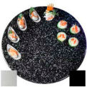 "Serving Stone Gray Display, 15"" Dia., Round"