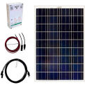 Grape Solar GS-100-KIT 100-Watt Off-Grid Solar Kit
