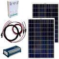 Grape Solar GS-200-KIT 200-Watt Off-Grid Solar Kit