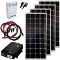 Grape Solar GS-400-KITD 400-Watt Off-Grid Solar Kit