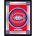 "Montreal Canadiens® Logo Mirror 17""W x 22""H"