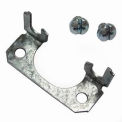Hubbell 962 Switch Box Plaster Ears W/Screws - Clipped Style - Pkg Qty 100