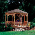 Handy Home Products San Marino Gazebo, 10', Round