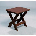 highwood® Folding Adirondack Side Table - Weathered Acorn
