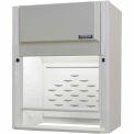 "HEMCO® CE Fume Hood W/Vapor Proof Light, Built In Blower & Switches, 48"" X 24"" X 45"""