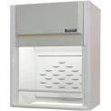 """HEMCO® CE AireStream Fume Hood with Explosion Proof Light & Built-In Blower, 48""""W x 24""""D x 45""""H"""
