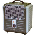 Comfort Zone® Industrial Fan-Forced Portable Heater CZ240 - 4000 Watt