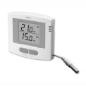 TE503 - Digital Indoor/Outdoor Thermometer White