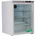 American Biotech Supply Premier Free Standing Undercounter Refrigerator, ABT-UCFS-0504G, 5.2 Cu Ft