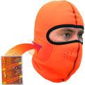 Heated Balaclava Blaze Orange - Pkg Qty 12