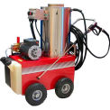 Hydro-Tek HOT-2-GO Portable Hot Water Pressure Washer 1500 @ 1.5 Electric Powered Diesel Heated
