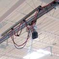 Hubbell WS50-ET06 Heavy Duty Overhead Tool Crane Kit 6ft., 50 Lb. Capacity