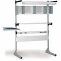 "QS Packaging Accessory Station 72""Lx84""H Stand-up"