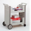 Iceberg SnapEase™ Convertible Office Storage Cart