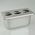 Stainless Steel Beaker Cover (600ml) - For Crest Ultrasonic P1100 Series Part Cleaners