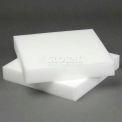 """White Foam Pad, 12""""W X 12""""L X 2""""D - Pkg Qty 24"""