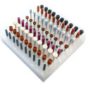 Grier Abrasives Mounted Point Kit Various Sizes - 1/8x1-1/2 Shank
