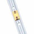 IGUS NS-01-17-1000 1,000mm DryLin N 17mm Miniature Guide Rail