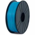 FLASHFORGE USA BuMat Elite D Series PLA Filament, Light Blue Color, 1.75 mm