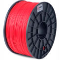 FLASHFORGE USA BuMat Elite PLA Filament, Red Color, 1.75 mm