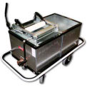 Impact® Mopping Tank W/ Two 15 Gallon Compartments W/ Bumper, WH300