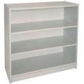 "36"" Adjustable Bookcase - 36""W x 11-7/8""D x 35-5/8""H Gray"