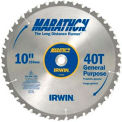 "Miter / Table Saw Blade-12"" x 40T General Purpose, 1"" Arbor-Carded"
