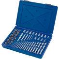 48 Pc. Screw Extractor/Drill Master Set