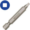 #3 Square Recess Power Bit-4""