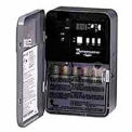 Intermatic EH10 Electronic Water Heater Timer w/ External Load Indicator And Load Override, 120V