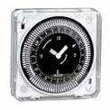 Intermatic MIL72ESWUZ-240 7-Day, Electromech Timer, Flush Mount, w/o Battery Backup, 240V