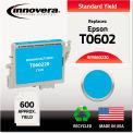 Innovera® Remanufactured T060220 (60) Ink Cartridge - Cyan