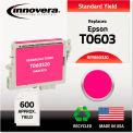 Innovera® Remanufactured T060320 (60) Ink Cartridge - Magenta