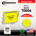Innovera® Remanufactured T060420 (60) Ink Cartridge - Yellow