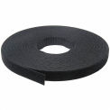 "VELCRO® Brand One-Wrap® Hook & Loop Tape Fasteners Black 1/2"" x 75'"