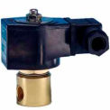 "1/4"" 3/2 way solenoid Valve for pneumatic and / or hydraulic use 24V AC Direct Acting"