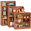 "Jonti-Craft® Sproutz® Bookcase - 36"" High - Caramel"