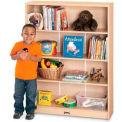 "Jonti-Craft® MapleWave™ Bookcase - 60"" High"
