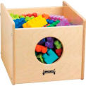 Jonti-Craft® ThriftyKYDZ® See-n-Wheel Bin