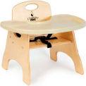 """Jonti-Craft® High Chairries® - Premium Tray - 7"""" Seat Height"""