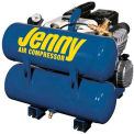 Jenny® Hand Carry Compressor AM840-4HG-HC4V, 4HP, Honda Rope Start, 125 PSI, 4 Gal