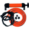 K-Tool 72250 Siphon Transfer Pump for Most Liquids - Siphons Gas, Oil & Pumps Air