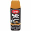 Krylon Farm and Implement Paint Old Cat Yellow