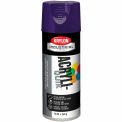 Krylon (5-Ball) Interior-Exterior Paint Purple
