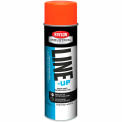 Krylon Industrial Line-Up WB Athletic Field Striping Paint Fluor. Orange