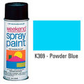 Krylon Industrial Weekend Economy Paint Powder Blue